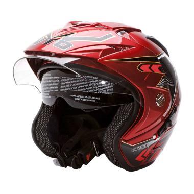 Helm yang Sering di temukan di Indonesia