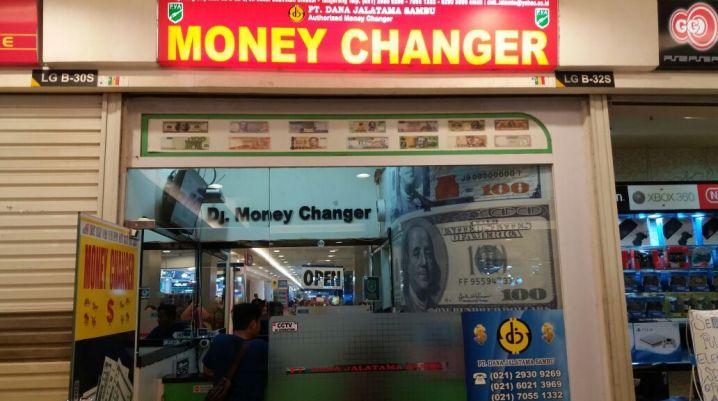Bisnis Money Changer Sangat Menjanjikan